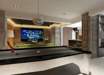 140平米别墅北欧风格健身室欣赏图