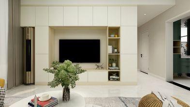 经济型110平米三室两厅宜家风格客厅欣赏图