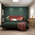 30平米超小户型混搭风格卧室设计图