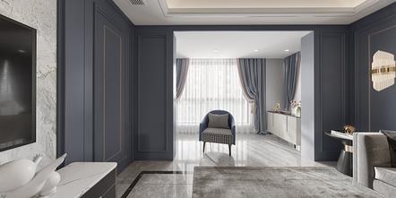 120平米三室两厅美式风格其他区域效果图