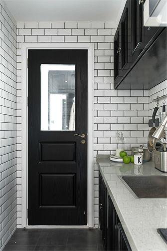 50平米公寓欧式风格厨房图片大全