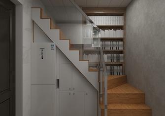 30平米小户型北欧风格楼梯间装修案例