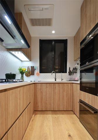80平米三日式风格厨房装修案例