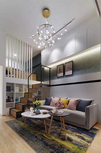 80平米宜家风格楼梯间装修案例