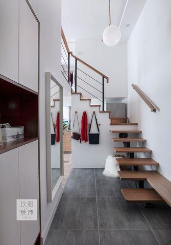 5-10万70平米四北欧风格楼梯间装修图片大全