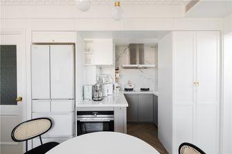 60平米一室一厅法式风格餐厅欣赏图