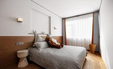 130平米三室两厅宜家风格卧室装修案例