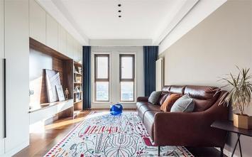 60平米北欧风格客厅设计图