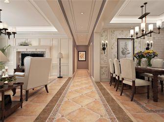 140平米四室两厅美式风格走廊装修案例