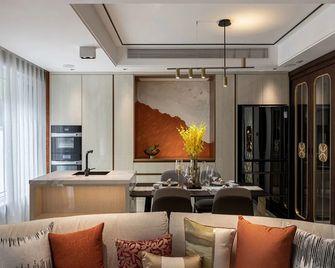 140平米别墅混搭风格厨房设计图