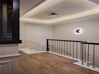 120平米四美式风格走廊图片