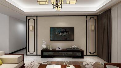 110平米四室两厅中式风格客厅图片大全