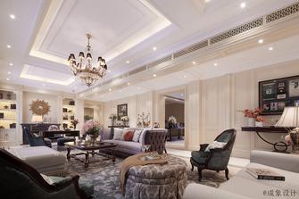 20万以上140平米别墅欧式风格客厅欣赏图