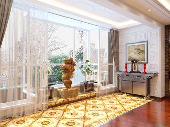 140平米别墅新古典风格阳台设计图
