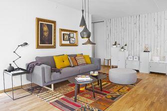 70平米一居室北欧风格客厅装修图片大全