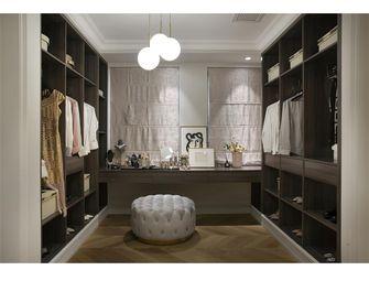 140平米四室两厅北欧风格衣帽间图
