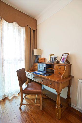 130平米三室两厅美式风格梳妆台效果图