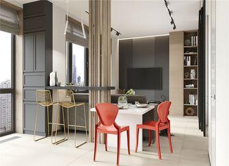 60平米公寓北欧风格餐厅图片