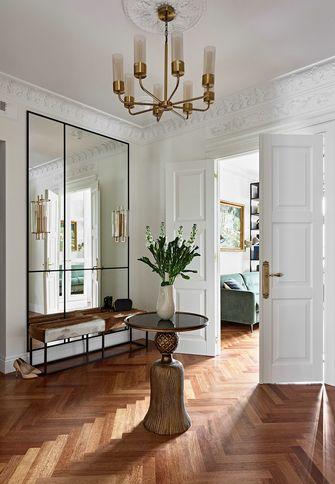 100平米三室一厅欧式风格玄关图片