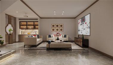 140平米四室四厅中式风格影音室图