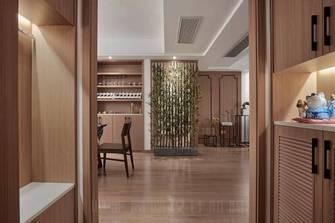 10-15万140平米三室两厅日式风格玄关装修效果图