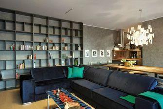 130平米四室两厅东南亚风格客厅装修案例