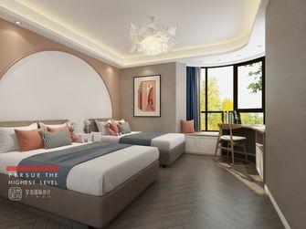 140平米四室两厅法式风格儿童房设计图