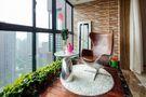 富裕型140平米四室两厅英伦风格阳台欣赏图