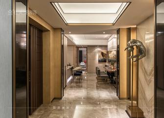 富裕型140平米欧式风格走廊设计图