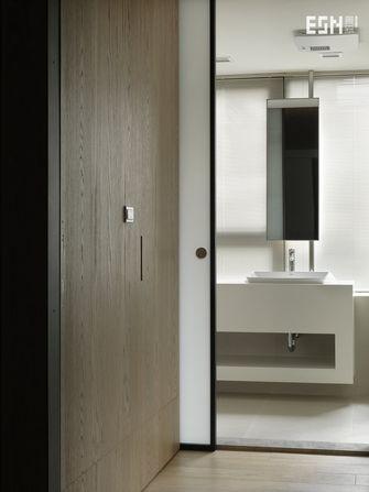 富裕型140平米四室三厅日式风格卫生间装修图片大全