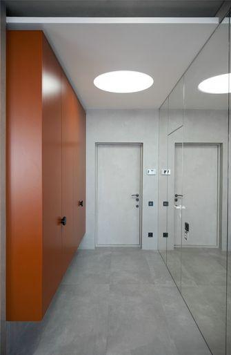 50平米一室两厅北欧风格玄关图片
