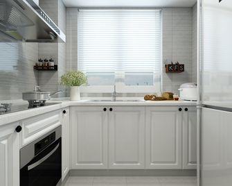 50平米一室两厅混搭风格厨房图