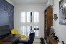 80平米三室两厅宜家风格书房效果图