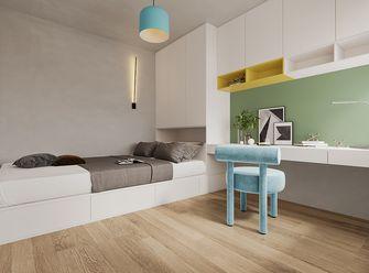 60平米北欧风格儿童房设计图