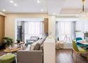 50平米公寓宜家风格客厅装修效果图
