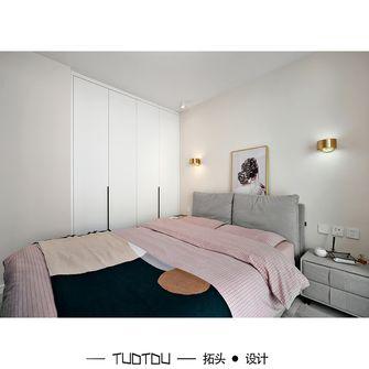 豪华型70平米一居室现代简约风格卧室设计图