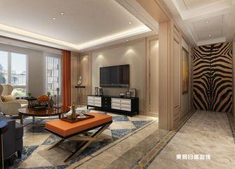 140平米三室两厅新古典风格其他区域设计图