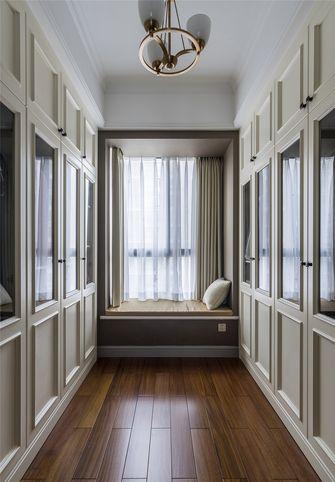 120平米三室两厅混搭风格衣帽间图片