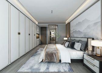 140平米三中式风格卧室图
