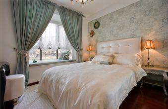 30平米以下超小户型北欧风格卧室效果图