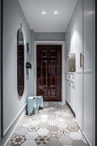 130平米四室两厅现代简约风格玄关图片