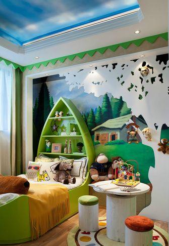 110平米新古典风格儿童房图片大全