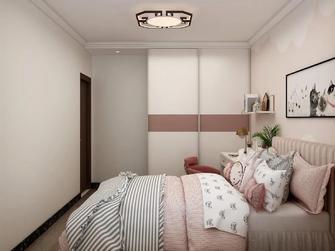 90平米中式风格儿童房装修案例
