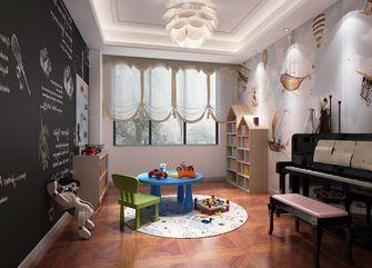140平米别墅新古典风格儿童房图