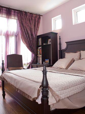 140平米四室三厅美式风格卧室效果图