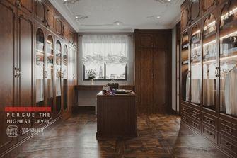 140平米别墅欧式风格衣帽间装修图片大全