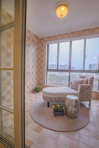 豪华型140平米别墅新古典风格阳光房效果图