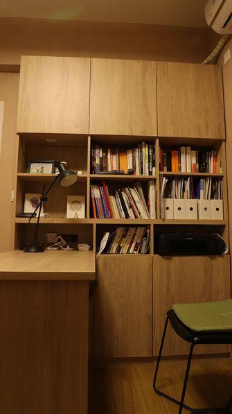 日式风格书房图片大全