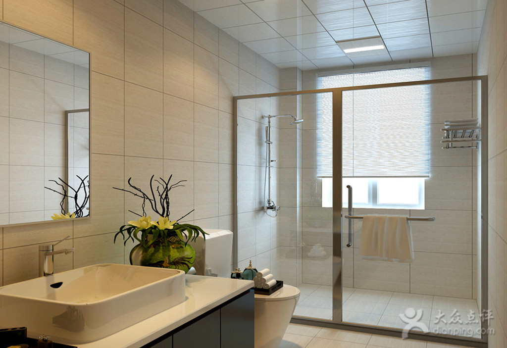 花式玻璃隔断墙装修效果图 花式玻璃隔断墙装修特点