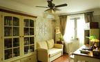 三房东南亚风格装修案例